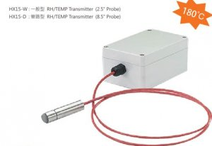 rix391-hx15-w-rh-temp-transmitter-for-high-temp-40-to-180-degc-w-4-20ma-output-remote-1m-teflon-cable